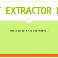 ost extractor tool