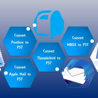 apple mail export to pst