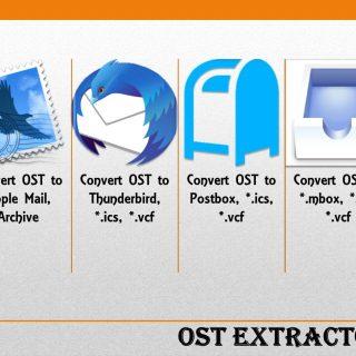 Microsoft OST to PST Converter Mac and Windows