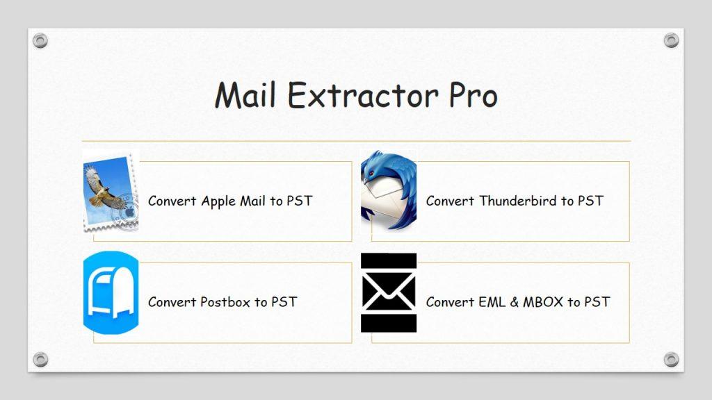 Mac Mail to PST